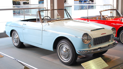 Datsun Fairlady: 1962 SP310